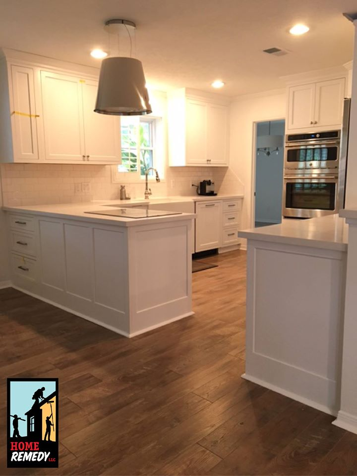 Kitchen remodeling gallery for Kitchen home improvement